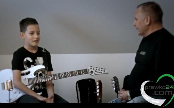 Radek Stojda – rozmowa w rockowym klimacie.