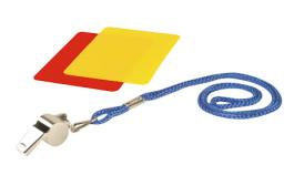 Żółta czy czerwona kartka ?